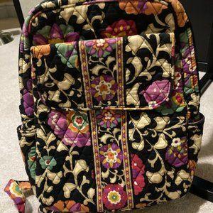"Vera Bradley Mini Backpack ""Suzani"""